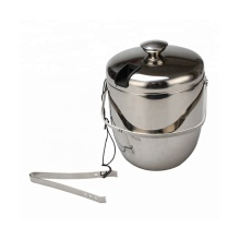 Insulated Stainless Steel Double Walled Ice Bucket