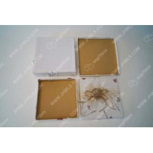 OEM/ODM for Flower Packing Box Thai paper handmade bouquet gift box supply to Australia Suppliers