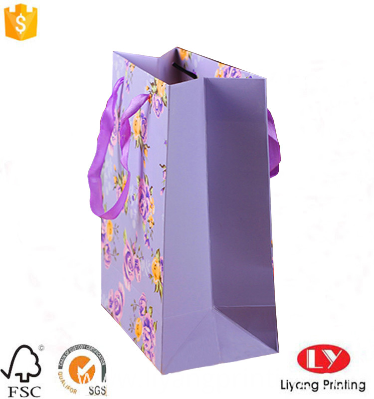 fancy paper gift bag