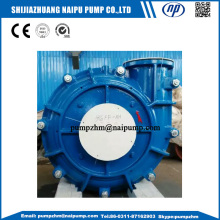 OEM China for Slurry Pump AH high chrome liners slurry pumps export to Italy Exporter