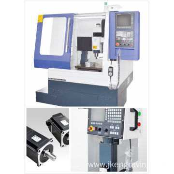 Four Shaft  Engraving Machine JK-DK60 Full Cover