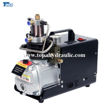 Electric piston 4500 psi 300 bar air compressor