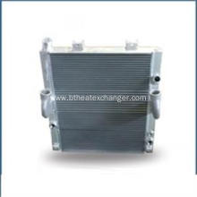 Free sample for Hydraulic Oil Cooler Aluminum Plate-Bar Heat Exchanger for Agricultural Machine supply to French Guiana Manufacturer