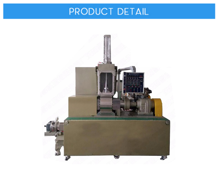 Mixing and Kneading Preforming Pelletizing Line