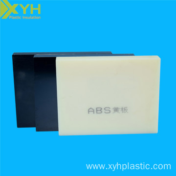 Raw Material Double Color ABS Sheet Price