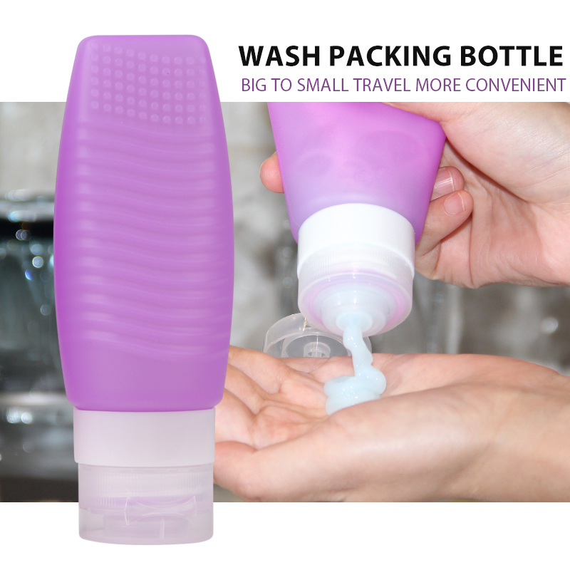 Clear Plastic Travel Bottles