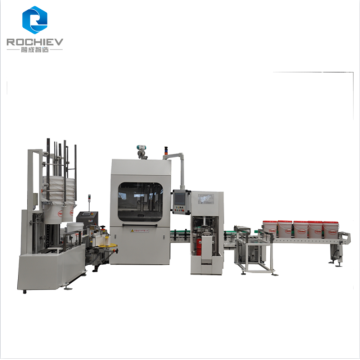 Automatic Filling and Packaging Systems