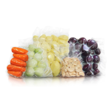 Vegetable Flexible Packaging Vacuum Bag