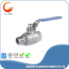 Investment Casting F/M 2PC Ball Valve