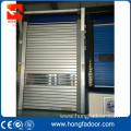 Aluminum high speed turbo door
