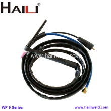 HAILI size 9 tig torch 200AMP With Valve