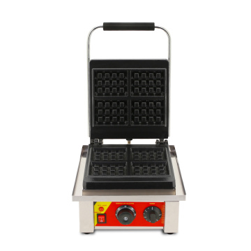 Four square waffle machine with CE for sale
