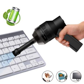 Rechargeable Keyboard Cleaner Mini Computer Vacuum