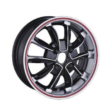 Amasondo ahamba phambili we-High Cast Die Aluminium Factory Rims