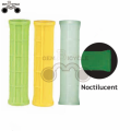 lock on bike grips / custom bicycle noctilucent handlebar grips