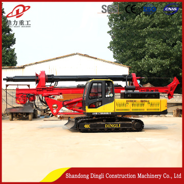 Dingli manufactures high quality crawler auger