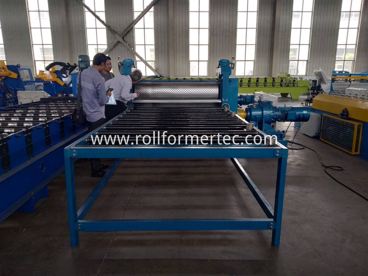 Metal Plate Embossing Machine4