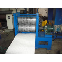 steel wall panel sheet embossing machine embossing rollers