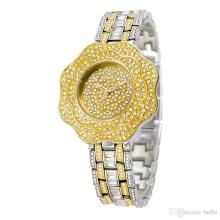 Diamond Clasp Jewelry Buckle Alloy Waterproof Watch