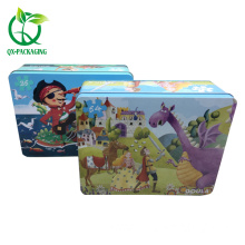 Good Quality for Tin Box For Candy high quality tin box for kids toy export to France Exporter