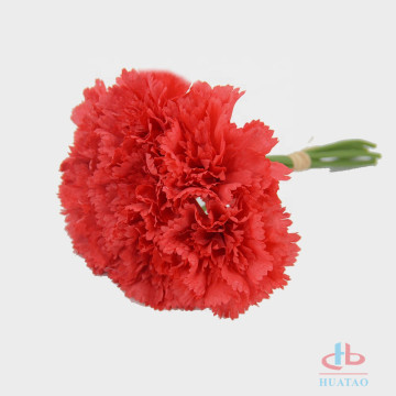 Artificial funeral silk flowers for home