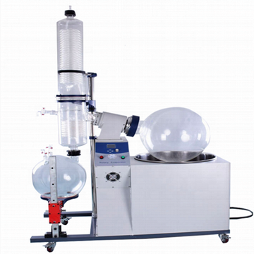 100l chemical thin film rotary evaporator