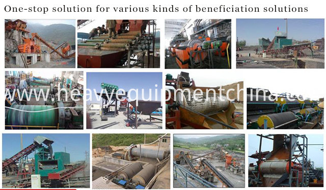 Iron Ore Concentrate Process