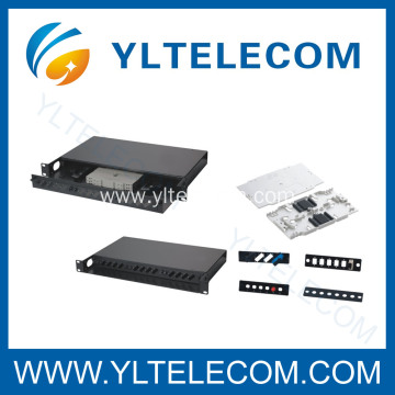 OEM China High quality for Produce China Outdoor Fiber Optic Patch Panel, Optical Patch Panel, ODF Sliding Fiber Patch Panel supply to Macedonia Exporter