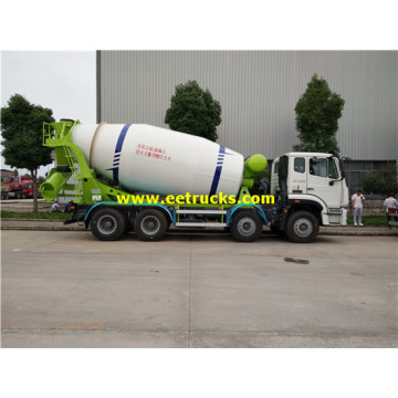 SINOTRUK 380hp 8 CBM Concrete Mixer Trucks