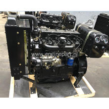 Chinese Professional for Diesel Engine Generator Set Weifang Ricardo power K4100D diesel generator export to Lao People's Democratic Republic Exporter