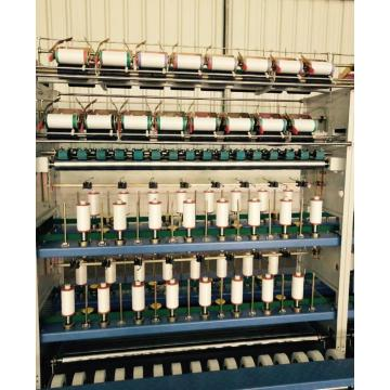 Lycra  rubber yarn Covering Machine