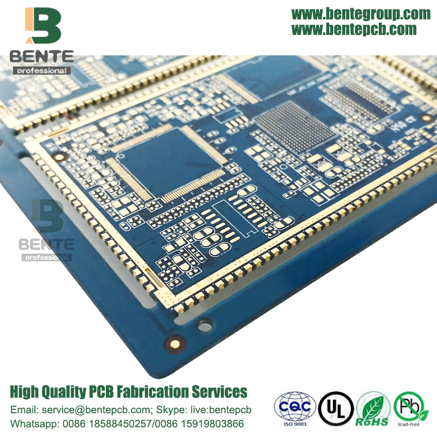 China Multilayer Pcb Fr4 Enig Impedance Control Manufacturers Manufacturer Ul Rohs Ourpcb