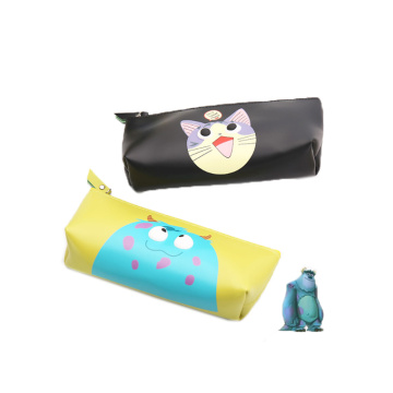 Custom Printed Pencil Case Cute Color Pencil Bag