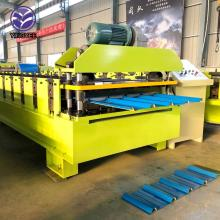 High Speed Steel Roof Roll Froming Machine