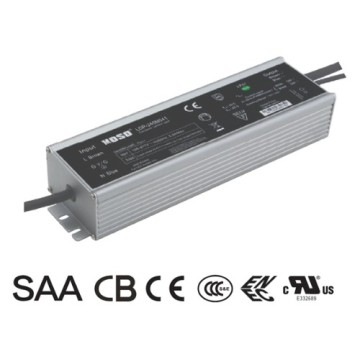 240W outdoor dimmable LED power supply