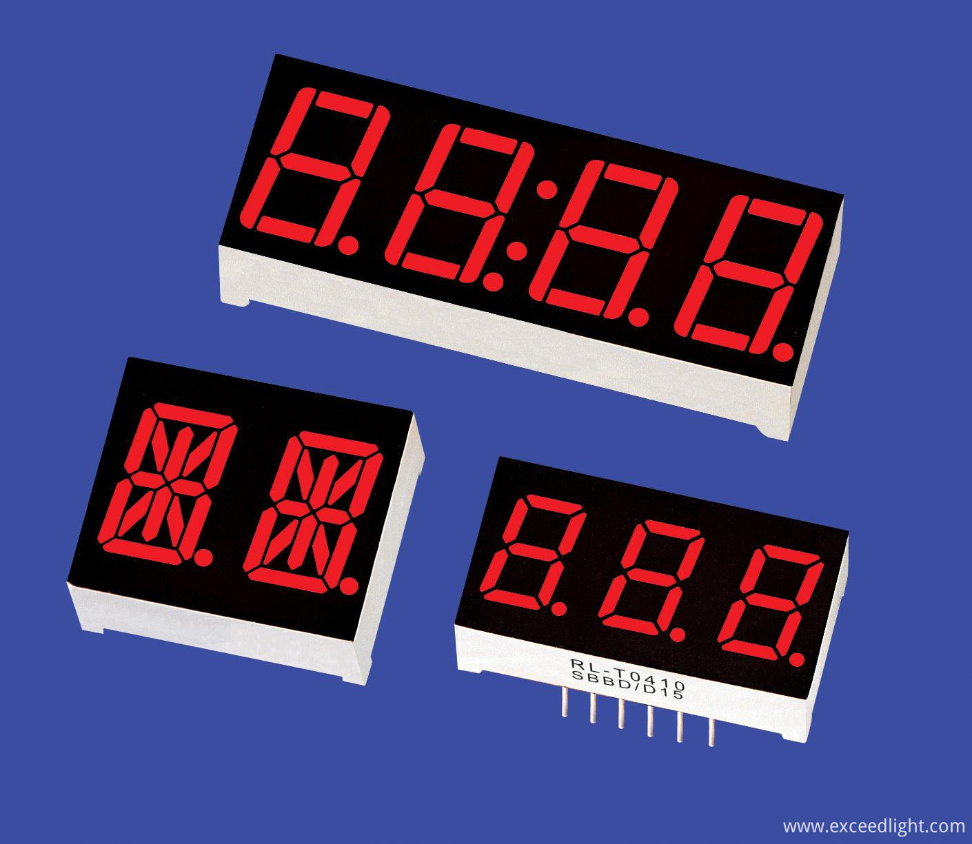 Digit LED Display