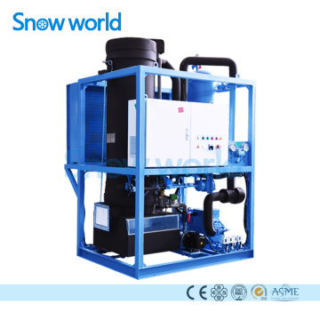 Snow world Ice Tube Machine 10T