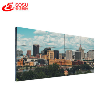 outdoor full color lcd display video wall