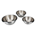 FoodGrade Stainless Steel Double Wall Mixing Bowl Set
