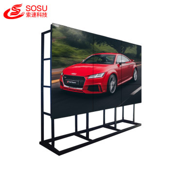 led video wall seamless lcd wall indoor