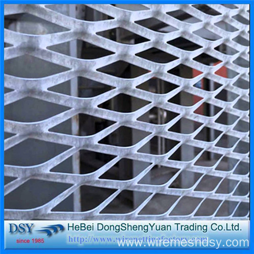 Thick Expanded Metal Mesh