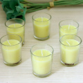 Fresh and elegant roses fragrance simple soy candles