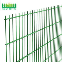 Best selling double wire fence