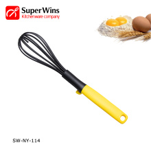 Popular Colorful Manual Nylon Kitchen Egg Whisk