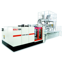 Auto parts molding machine for carbon-fiber product