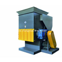 big and single shaft shredder for big lump