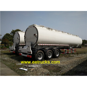 Aluminium Alloy 13000 Gallon Gasoline Tank Trailers