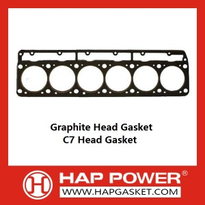China OEM for Sealing Gasket Graphite Head Gasket C7 Head Gasket C7-325D supply to Lebanon Importers