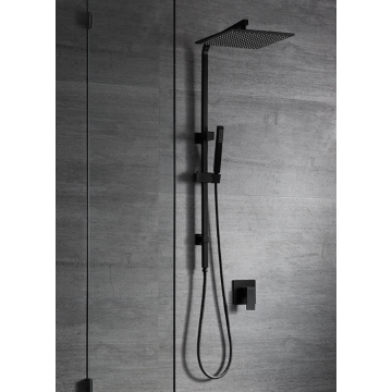 8'' Stainless Steel Rain Head Shower Set