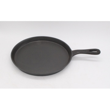 Cast Iron Round Cooking Flat Pan